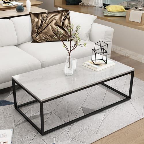 Hình ảnh bàn giao Bàn sofa chữ nhật Juli