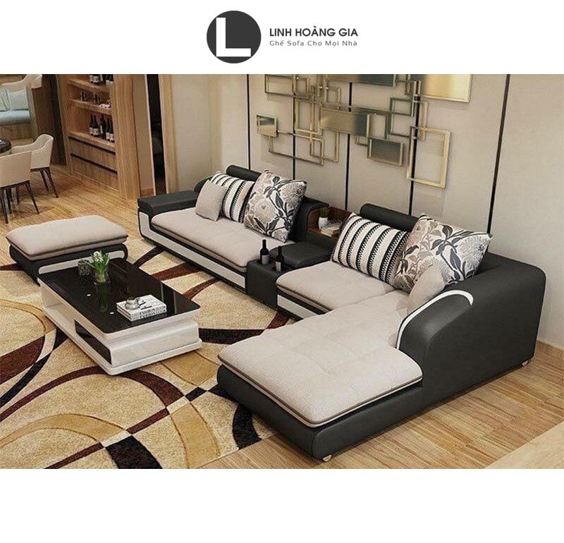 Sofa vải cao cấp LF-03