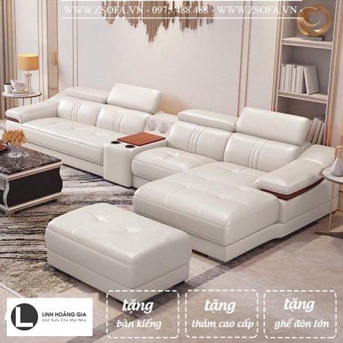 Sofa da cao cấp L6