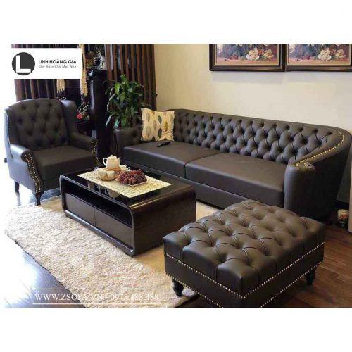 Sofa cổ điển cao cấp LC-02