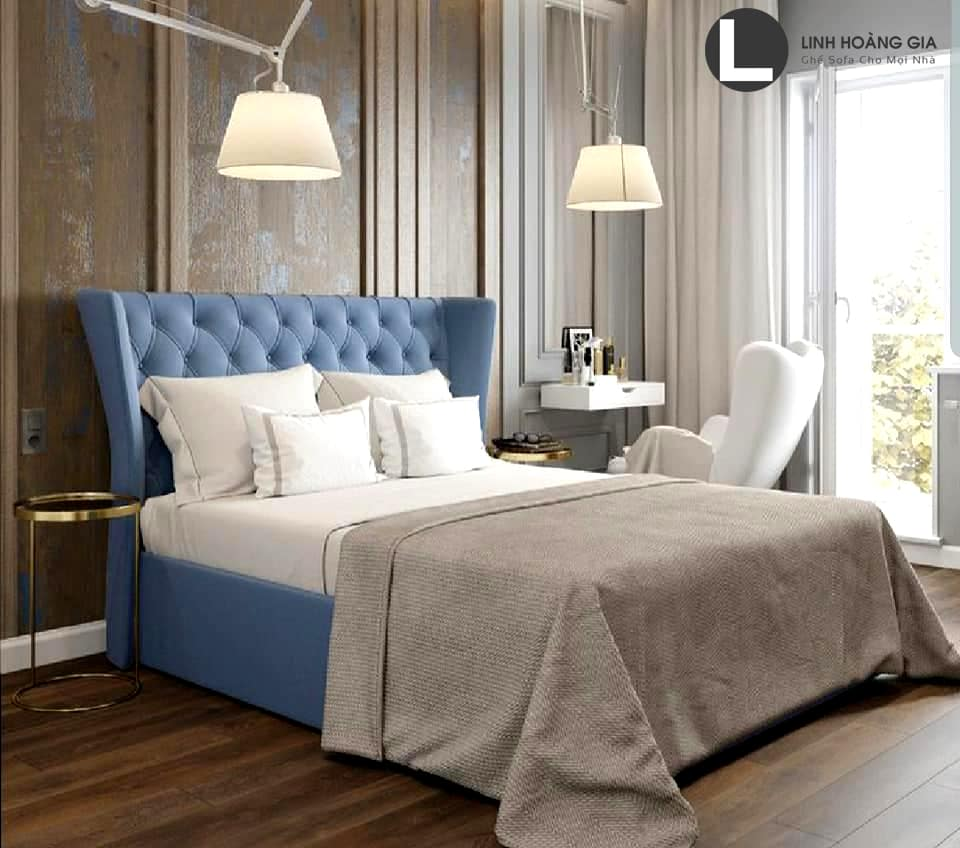 Giường cổ điển LB-11