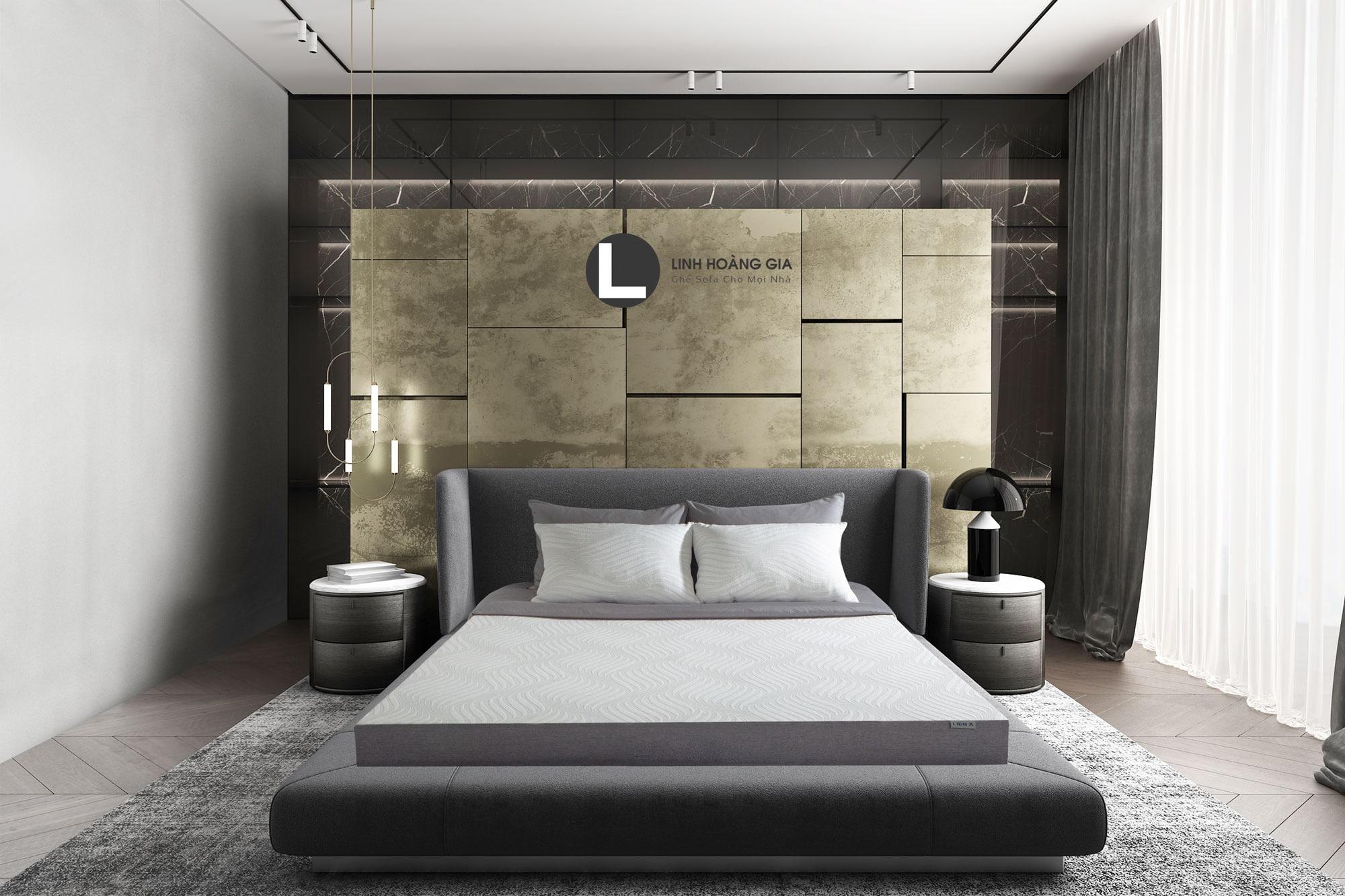 Giường cổ điển LB-09