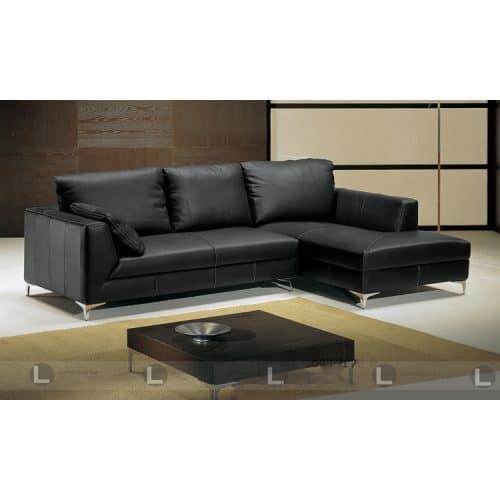 Sofa da cao cấp L27
