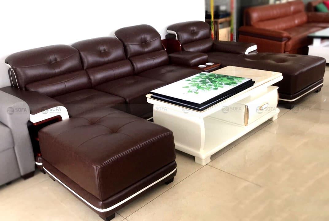 Ghế sofa hình thực tế