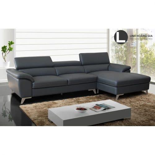 Sofa da cao cấp L20