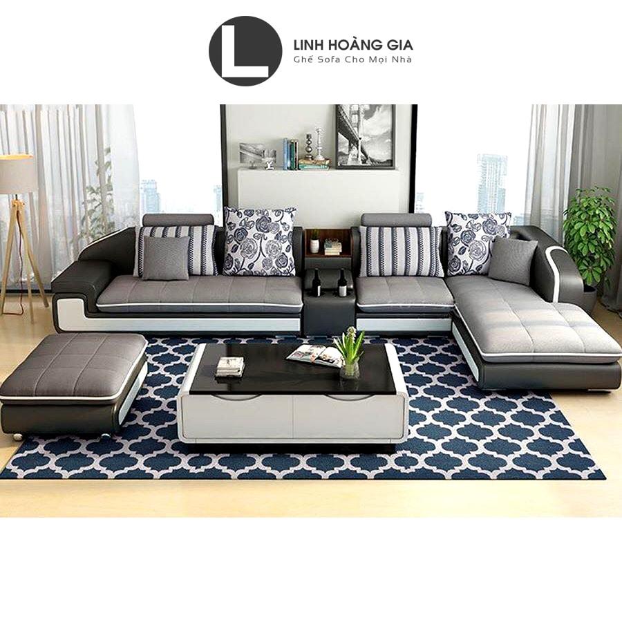 Sofa vải cao cấp LF-03-A