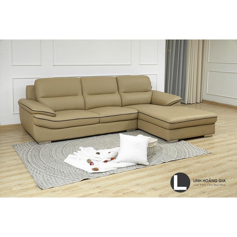Sofa da cao cấp L30