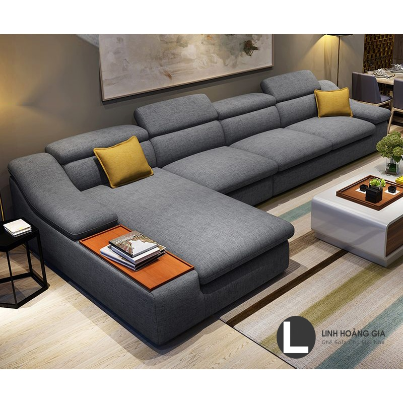 Sofa vải cao cấp LF-02