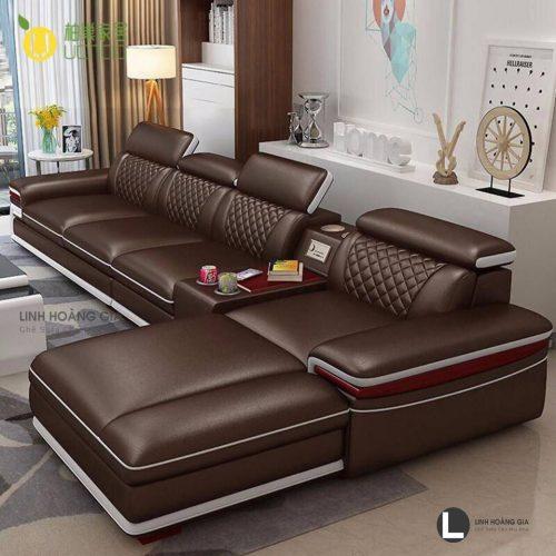 Ghế Sofa phòng khách L60