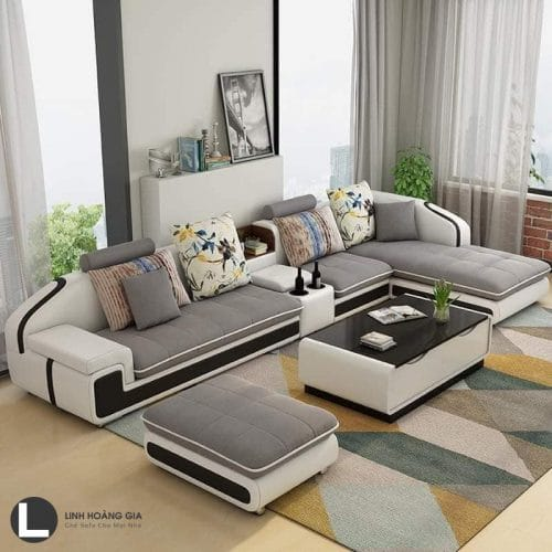 Sofa vải cao cấp LF-03-B