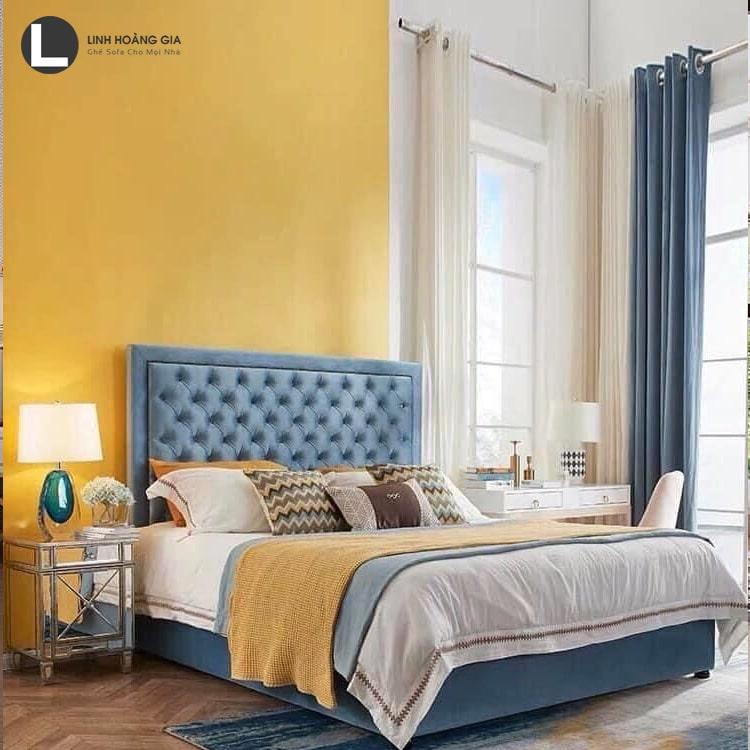 Giường cổ điển LB-12