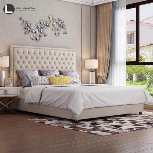 Giường cổ điển LB-12-A