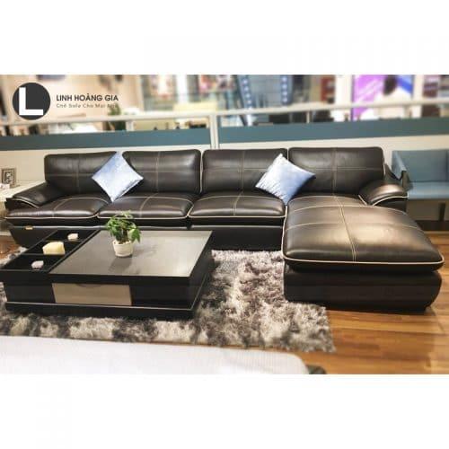 Sofa da cao cấp L40
