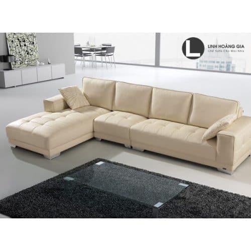 Sofa da cao cấp L41