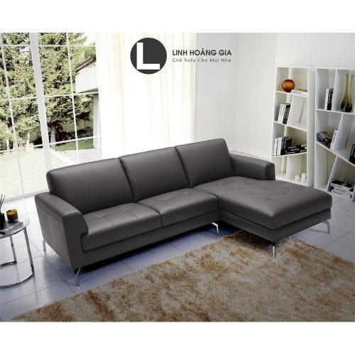 Sofa da cao cấp L42