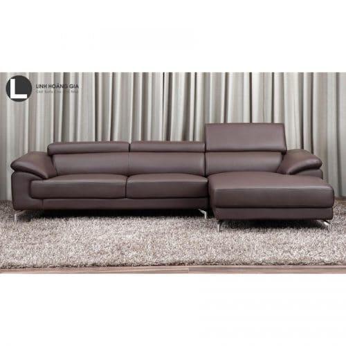 Sofa da cao cấp L37