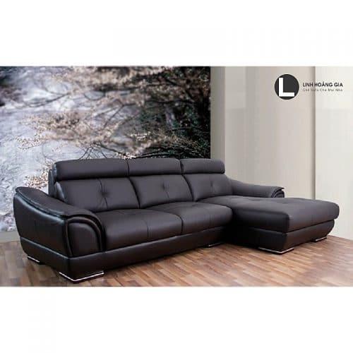 Sofa da cao cấp L45