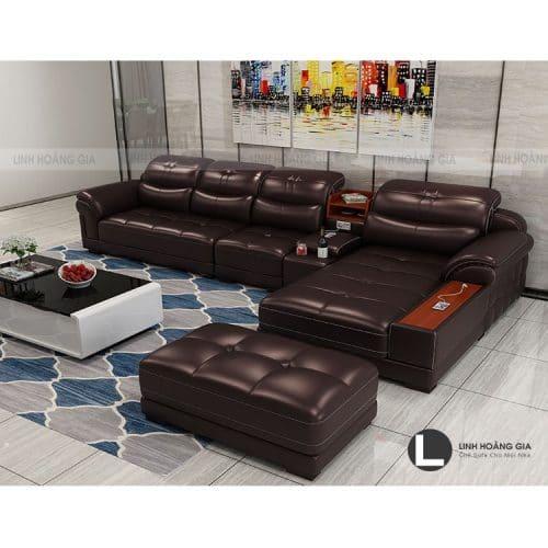 Ghế Sofa phòng khách lớn L80