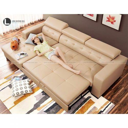 Sofa giường kéo cao cấp LD-05
