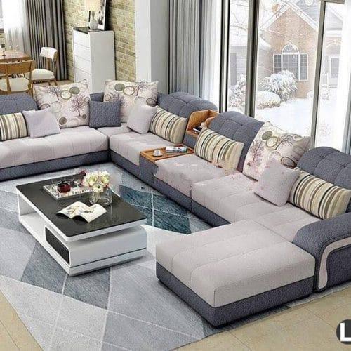 Sofa vải cao cấp LF-09