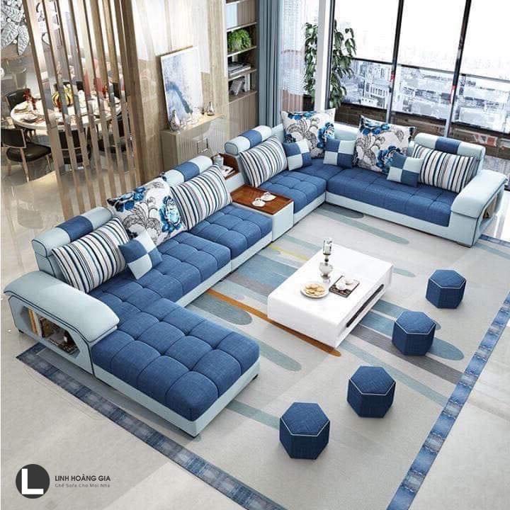 Sofa vải cao cấp LF-10