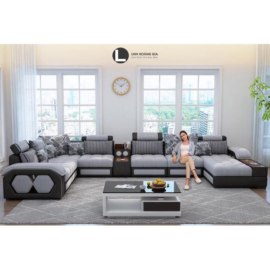 Sofa vải cao cấp LF-08