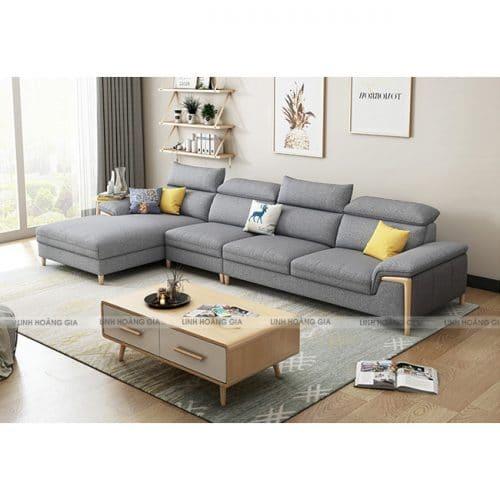 Sofa vải cao cấp LF-12