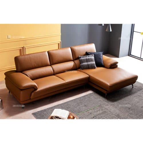 Sofa phòng khách nâu đất L55