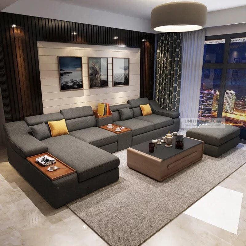 Sofa vải cao cấp LF-07