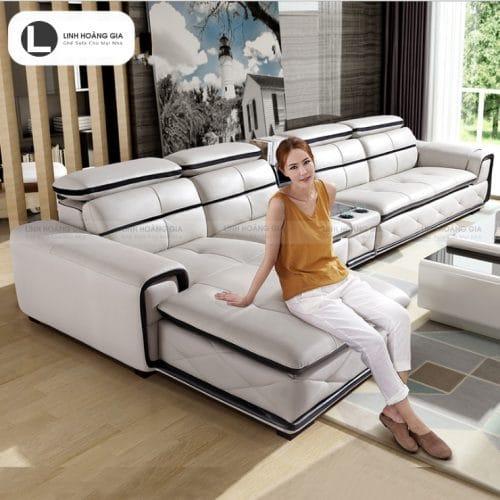 Sofa phòng khách lớn L68