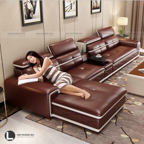 Sofa phòng khách lớn L69