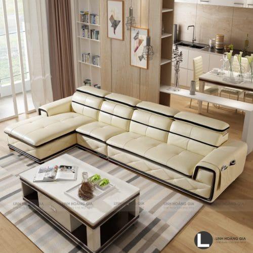 Sofa phòng khách lớn L70