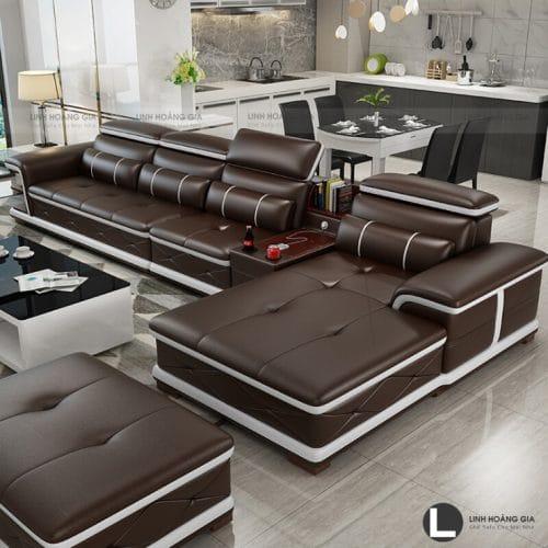 Ghế Sofa phòng khách lớn L72
