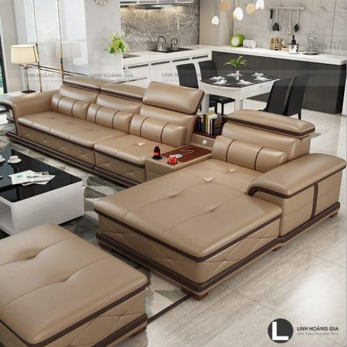 Ghế Sofa phòng khách lớn L73