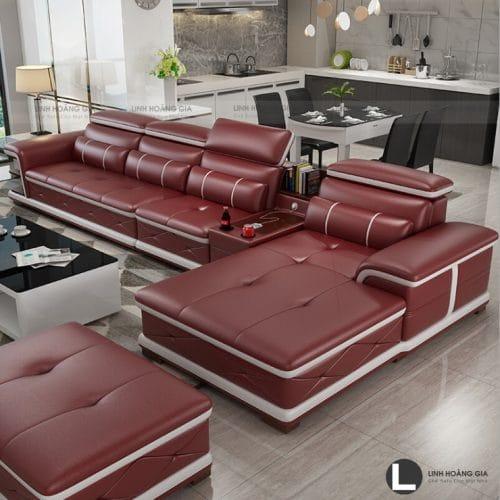 Ghế Sofa phòng khách lớn L74