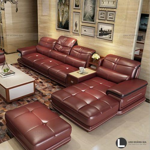 Ghế Sofa phòng khách lớn L76