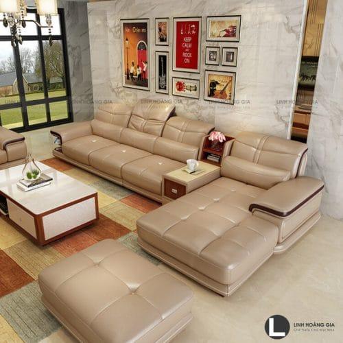 Ghế Sofa phòng khách lớn L77