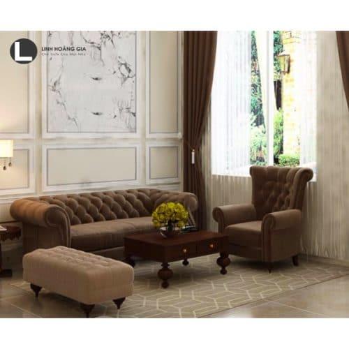 Sofa cổ điển cao cấp LC-04