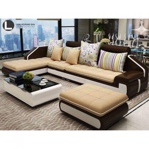 Sofa vải cao cấp LF-03-D