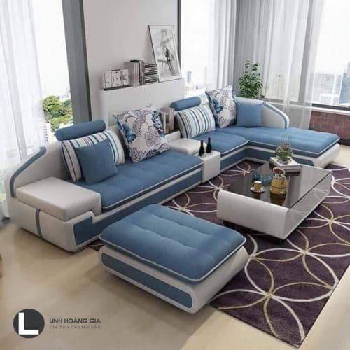 Sofa vải cao cấp LF-03-C