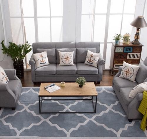 Vì Sao Nên Lựa Chọn Sofa Vải Cho Nhà Mình?