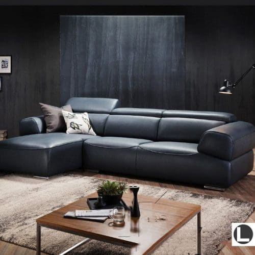 Sofa da cao cấp LHG-179