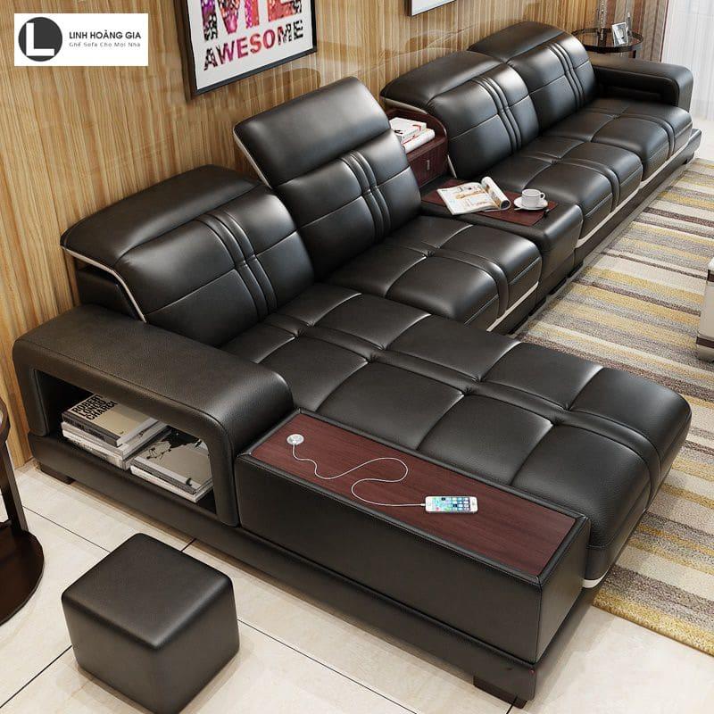 Sofa phòng khách lớn L81