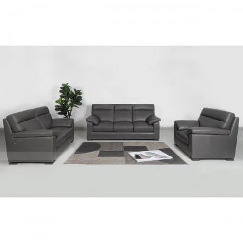 Sofa da cao cấp LHG-182
