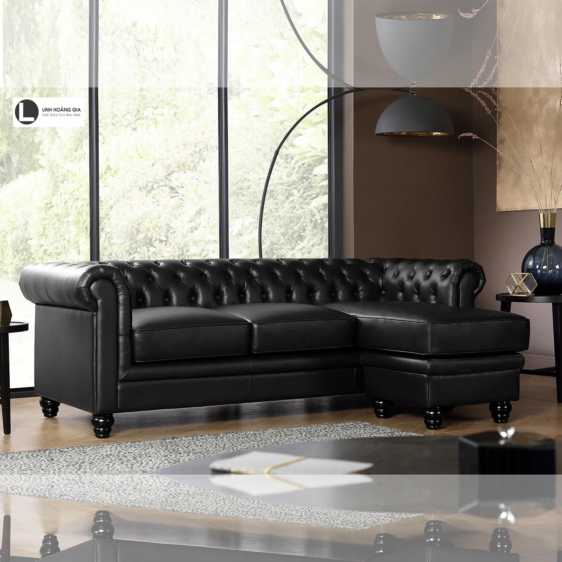 Sofa cổ điển cao cấp LC-08