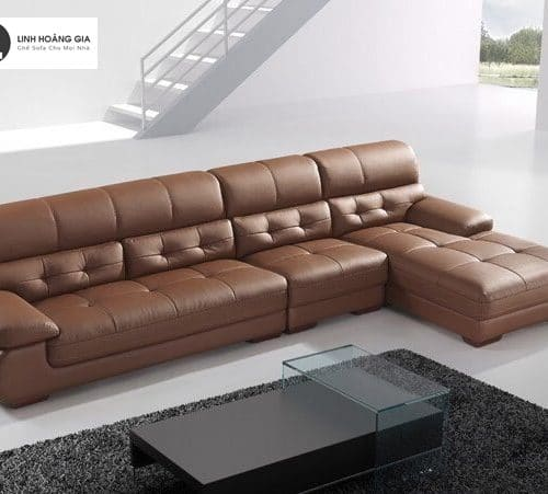 Sofa da cao cấp LHG-180