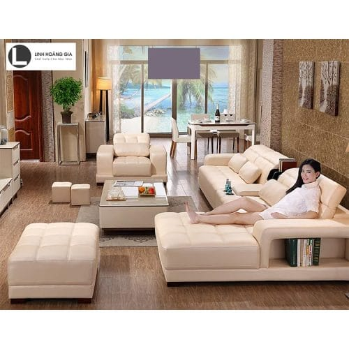 Ghế Sofa cao cấp LHG 183