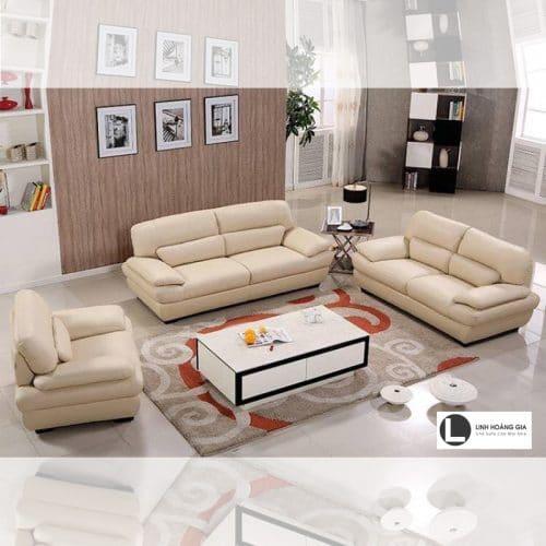 Bộ ghế sofa phòng khách LHG-187