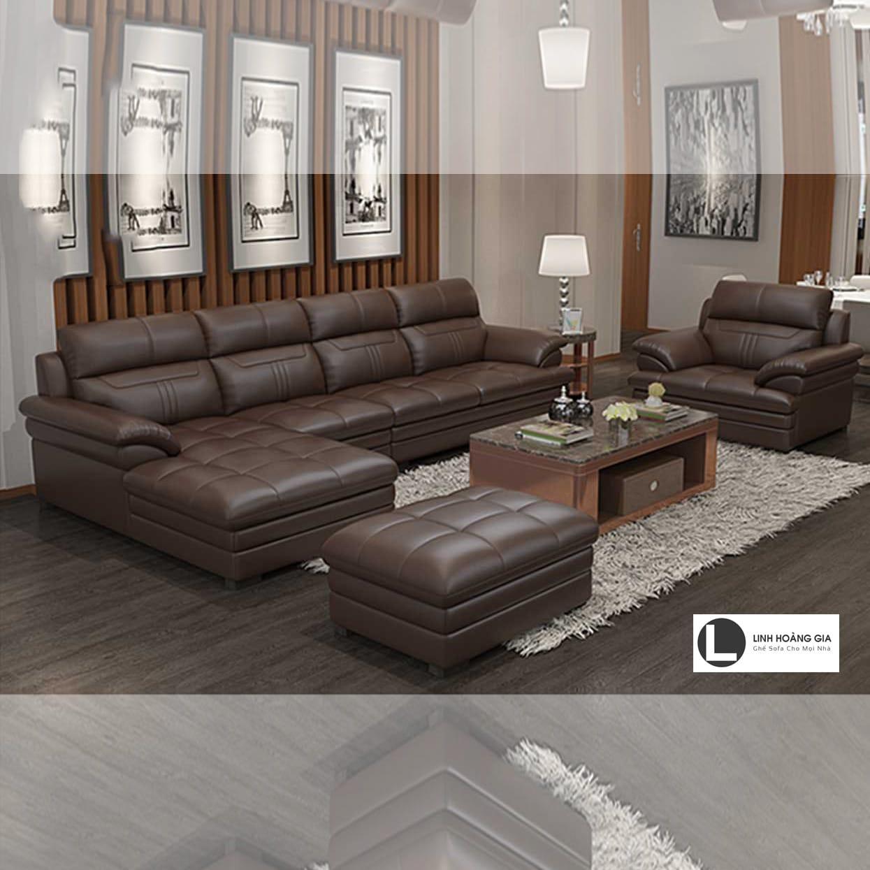 Ghế Sofa cao cấp LHG 186