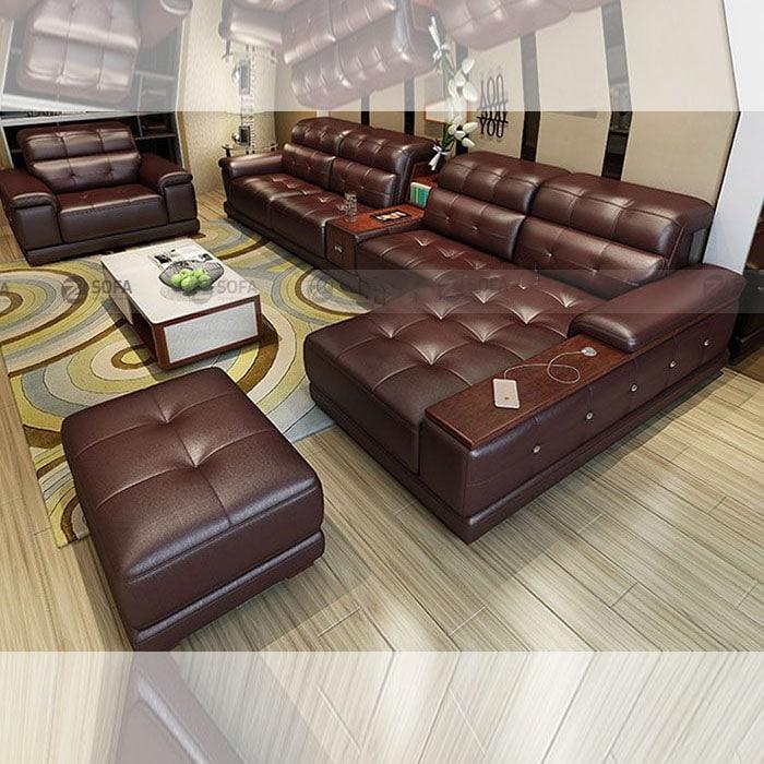 Ghế Sofa cao cấp LHG 861